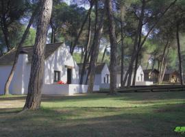Camping Dehesa Nueva, Aznalcázar