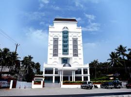 Hotel Karthika Park, Kazhakuttam (рядом с городом Mangalapuram)