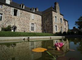 Manoir de la Villeneuve, Ламбаль (рядом с городом Saint-Aaron)