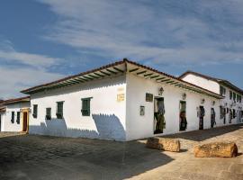 Hospedería El Marqués De San Jorge, Villa de Leyva