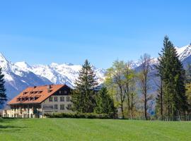 Hotel Grünwalderhof, Innsbruck (Patsch yakınında)