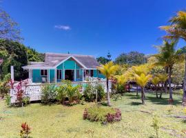 Villa Gracia @ Palmetto Bay, Роатан (рядом с городом Dixon's Cove)