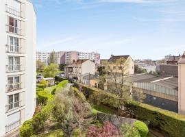 Welkeys - Casanova Apartment, Сен-Дени (рядом с городом Обервилье)