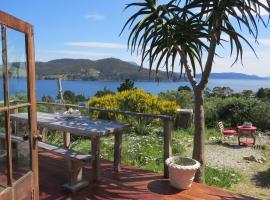 Seashell Cottage Bruny Island, Dennes Point (Tinderbox yakınında)