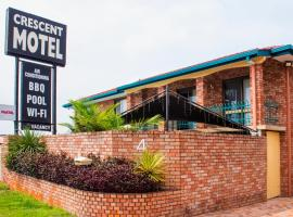 Crescent Motel Taree, Taree