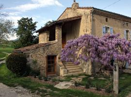 Touroulet, Suze (рядом с городом Beaufort-sur-Gervanne)