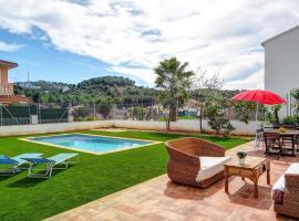 Villa Pari, Sant Pere de Ribes (Jafra yakınında)