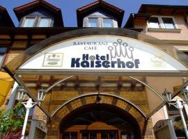 Komforthotel Kaiserhof, Kelbra (Wickerode yakınında)