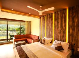 Riverine Suites, Athirappally (рядом с городом Poringalkuthu)