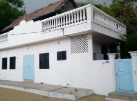 Auberge Papa Poochy, Cotonou (Cococodji yakınında)