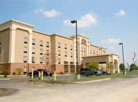 Hampton Inn & Suites Dayton-Vandalia, Murlin Heights (in de buurt van Vandalia)