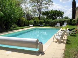 Villa Saint-Laurent, Villedieu