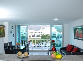 Apartamento en el Rodadero - cerca a Arrecife Mall