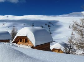 Zirbelhütte by ALMNESS®