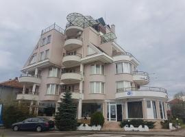 Стаи в Андре, Chernomorets