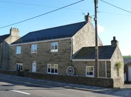 Castleneuk Guest House, Consett (рядом с городом Waskerley)