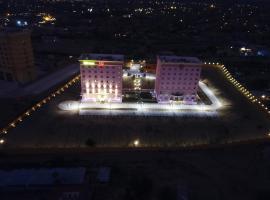 iu Hotel Sumbe, Sumbe (рядом с регионом Porto Amboim)