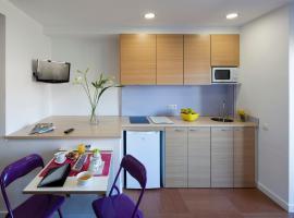 Abarco Apartments, Санта-Колома (рядом с городом Reixach)