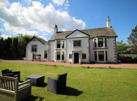 Mansion House | Hot Tub | Sauna | Sleeps 14, Glasgow