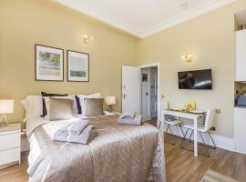 Charming Luxury Studio Apartment in South Kensington
