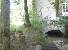 Le Moulin de Madame, Nanthiat (рядом с городом Nantheuil)