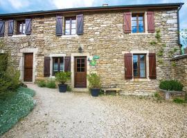 Chez Bagatelle, Châteauneuf (рядом с городом Barbirey-sur-Ouche)