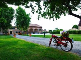 Agriturismo Tenuta Casteldardo, Besenzone (Villanova sull'Arda yakınında)