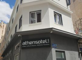 athensotel.com