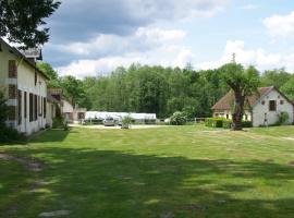 au domaine de la plume, Clémont (рядом с городом Brinon-sur-Sauldre)