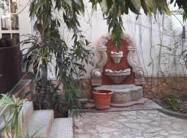 Santa Gertrudis, El Rancho (рядом с городом Huité)