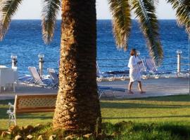 Palm Beach Hotel Südkreta, Koutsourás (рядом с городом Макриялос)