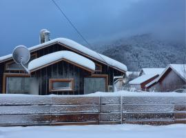 Refugio Tierras Australes / Casa 4 personas, Malalcahuello