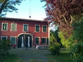 Villa Ganaceto, Casa Starnieri