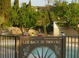 Domaine du Mas Foucray, Les Baux-de-Provence