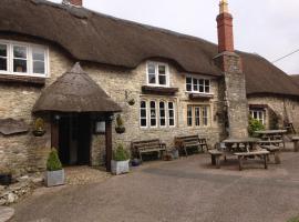 The George Inn, Axminster (рядом с городом Chardstock)