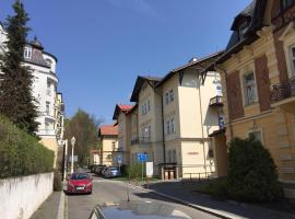Apartmány Lidická