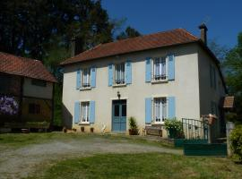 La Maison d´Amazone, Mont-Disse (рядом с городом Castetpugon)
