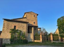 Rubbiano River Cottage, Solignano (Sant Andrea Bagni yakınında)