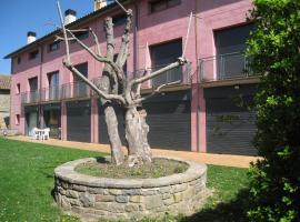 Apartament Rural Hort de Cal Royo Casa 1, Borredá