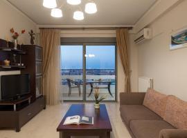 Beachfront Apartment!, Ретимно (рядом с городом Áyios Andónios)