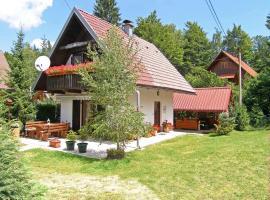 Holiday Home Crni Lug 15058