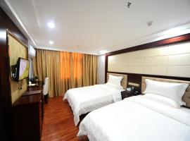 Guangzhou Yun Hong Hotel, Guangzhou (Sanyuanli yakınında)