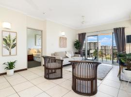 CBD Top Floor Apartment with Breath Taking Views!