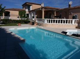 Villa Roma, Gignac-la-Nerthe