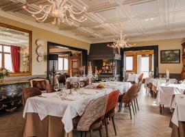 Hotel Restaurant Au Riesling, Зеленбер