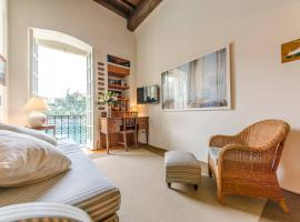 Hintown Stylish Seaview Apartment in Portofino