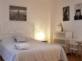 Hortaleza Apartments, Madrid (Canillas yakınında)