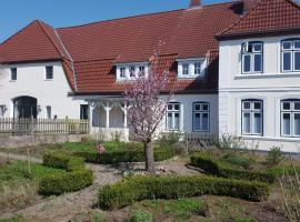 Landhotel Rosenduft, Holzdorf (Waabs yakınında)