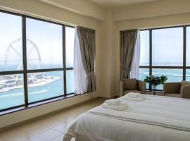 5* Gorgeous Sea View Apartment