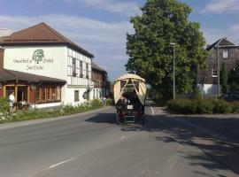 Gasthof & Hotel Zur Linde, Gütterlitz (Auma yakınında)